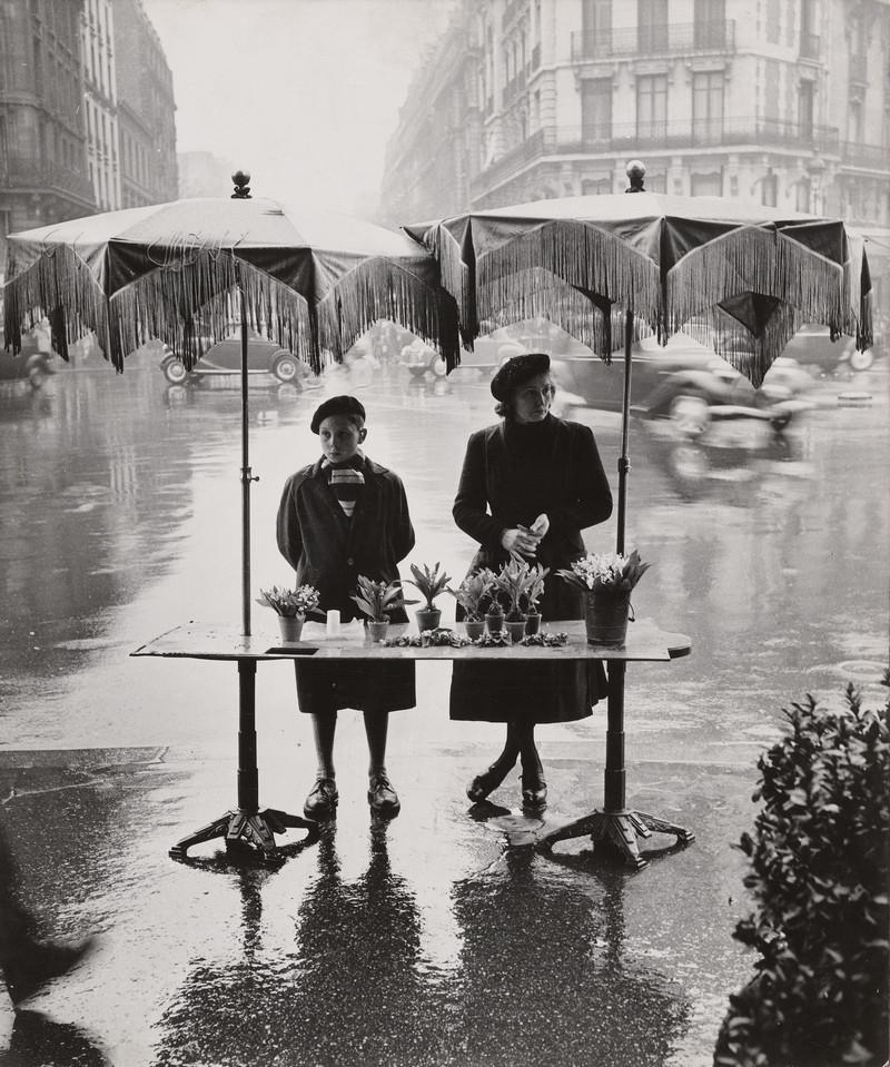 fotograf Izis Bidermanas Parizh 1