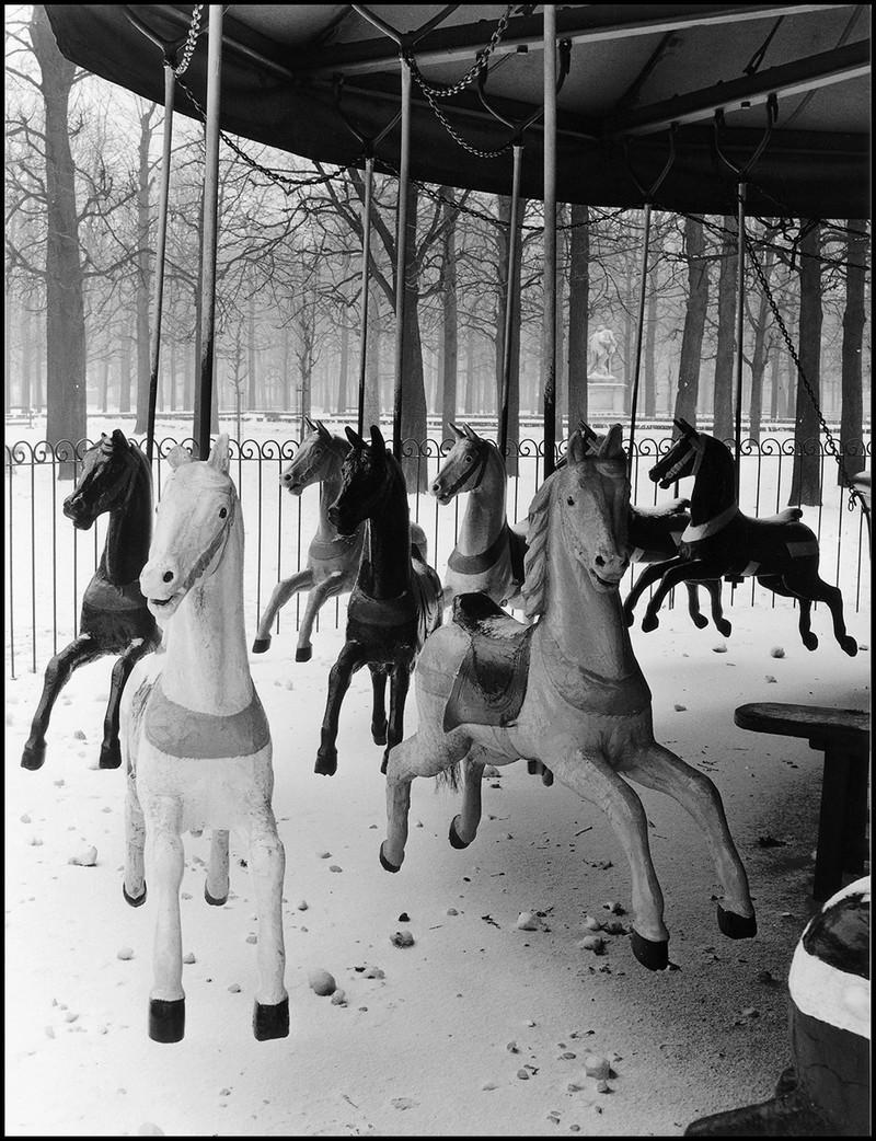 fotograf Izis Bidermanas Parizh 14