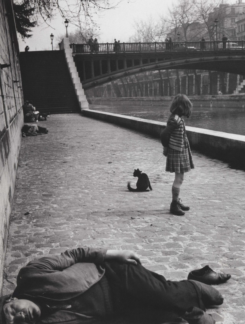 fotograf Izis Bidermanas Parizh 16
