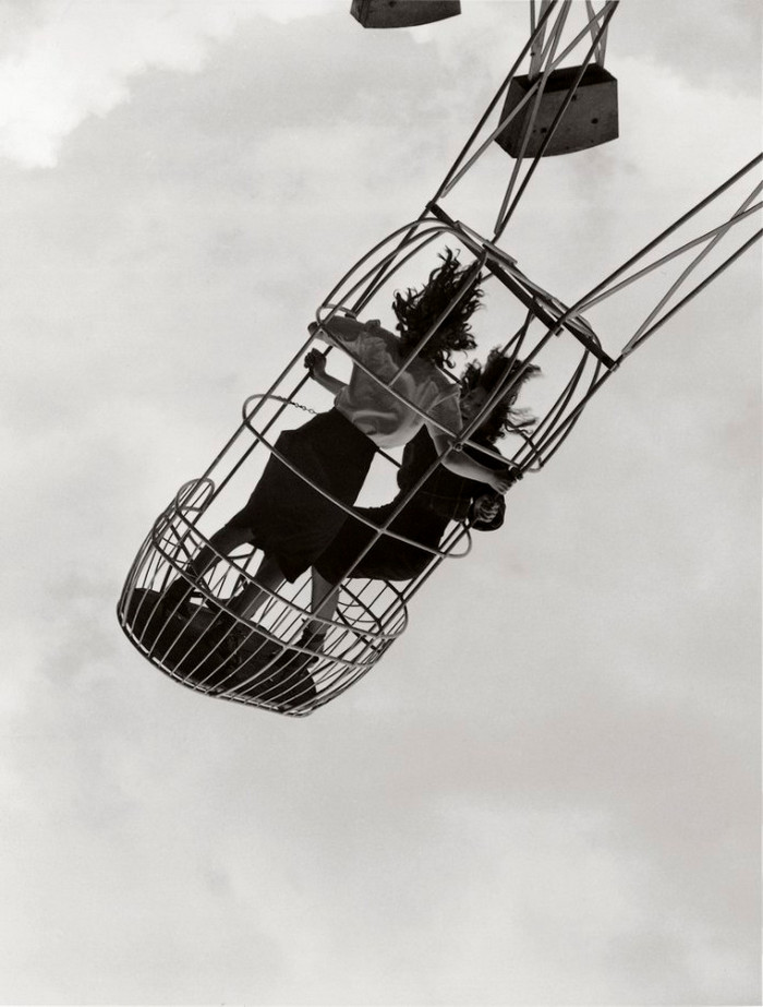 fotograf Izis Bidermanas Parizh 17