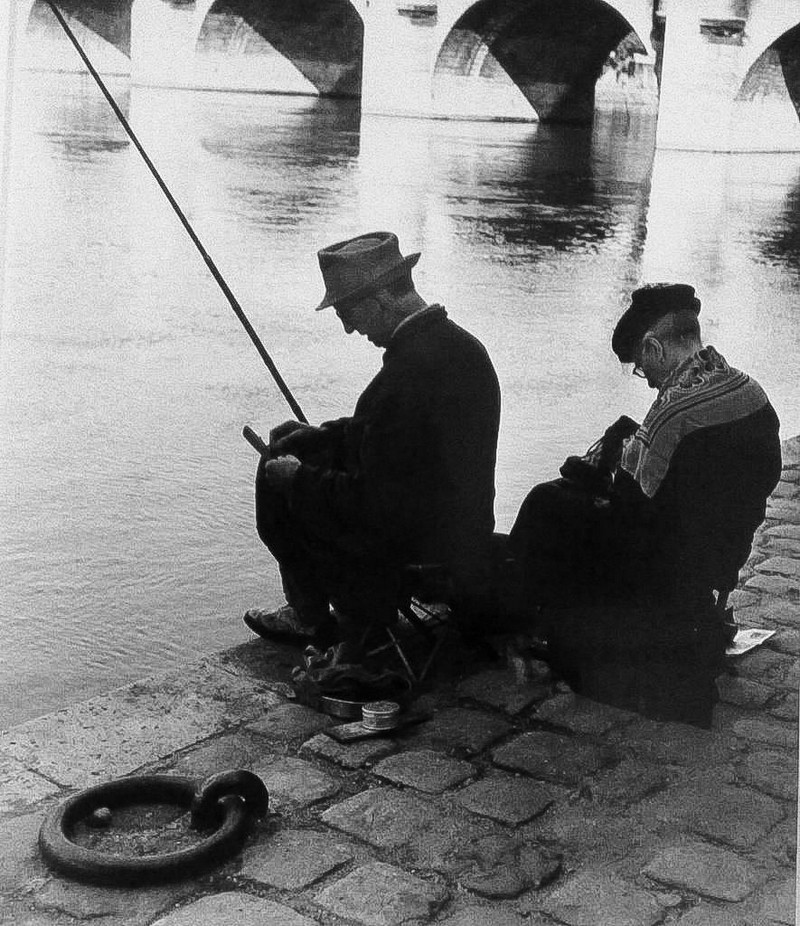 fotograf Izis Bidermanas Parizh 19