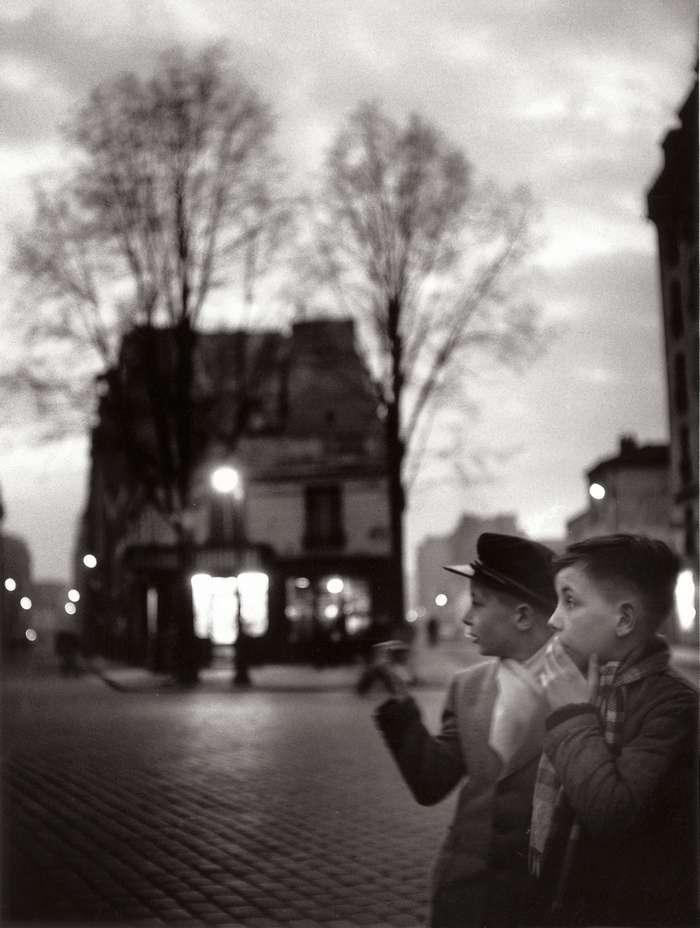 fotograf Izis Bidermanas Parizh 20