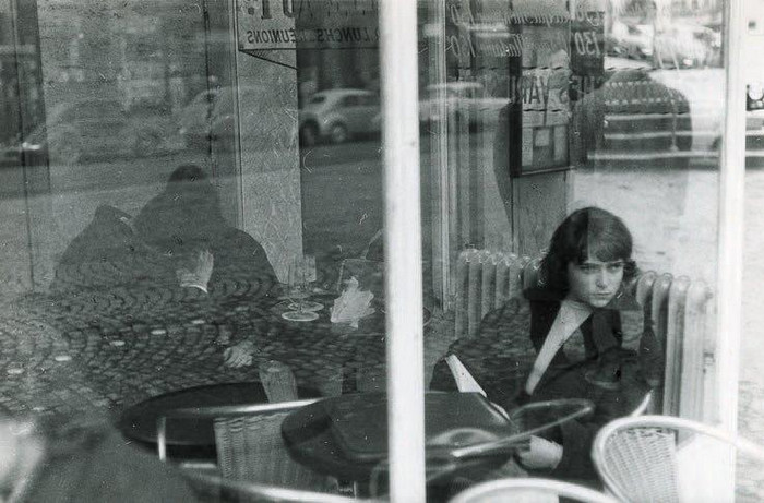 fotograf Izis Bidermanas Parizh 5