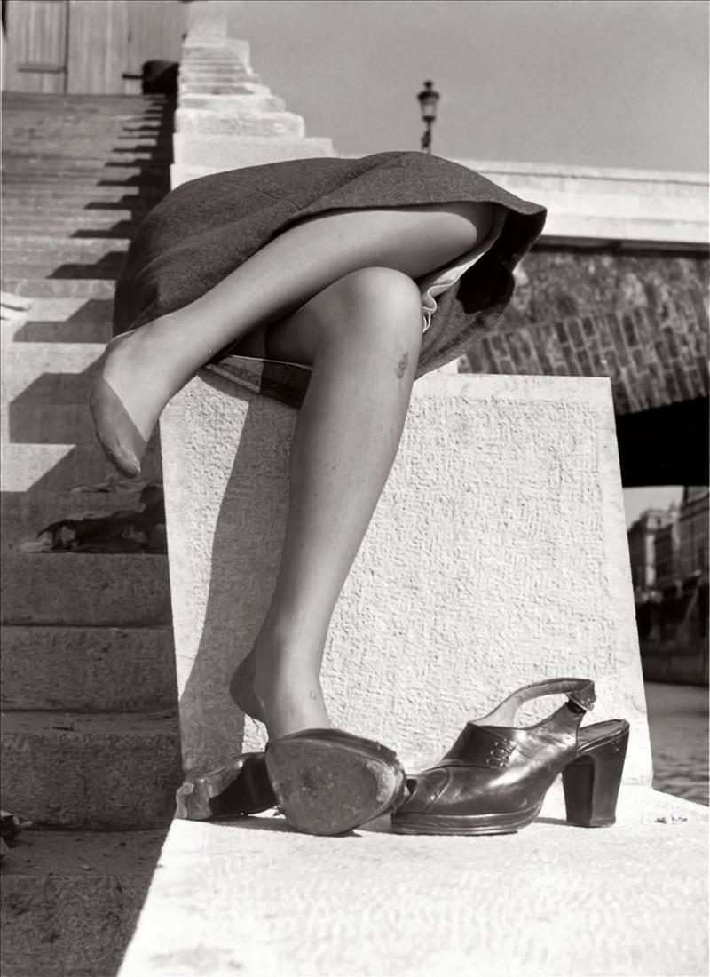 fotograf Izis Bidermanas Parizh 8