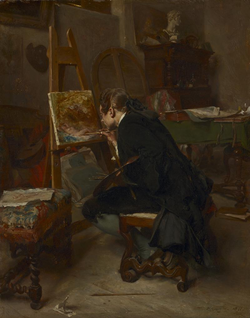 Кливлендский музей искусств передаёт 30 000 шедевров в общественное достояние 24 copy