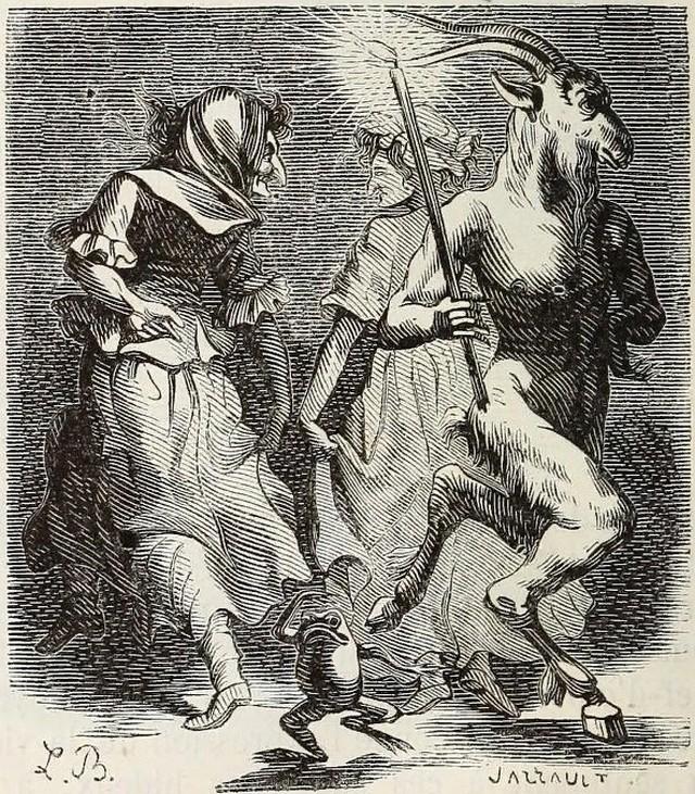 Занимательная демонология: «Инфернальный словарь» с блистательными иллюстрациями воплощений дьявола 1 3