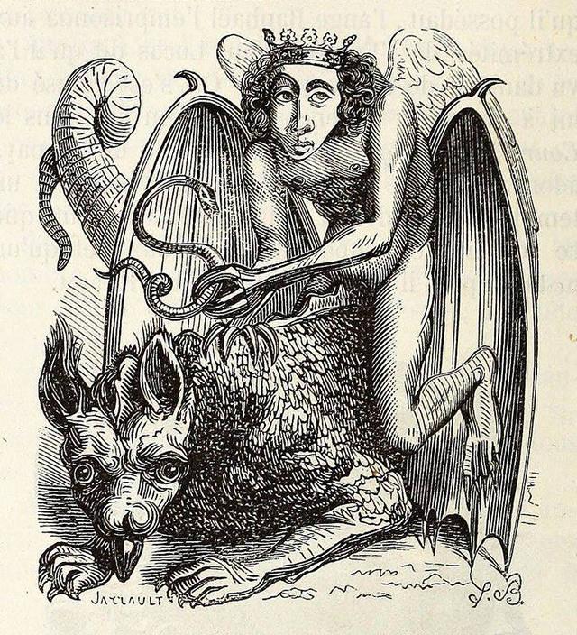Занимательная демонология: «Инфернальный словарь» с блистательными иллюстрациями воплощений дьявола 1