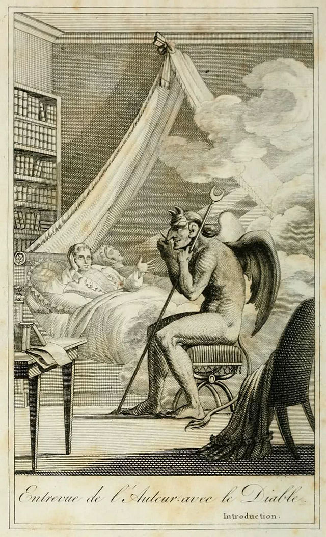 Занимательная демонология: «Инфернальный словарь» с блистательными иллюстрациями воплощений дьявола 11