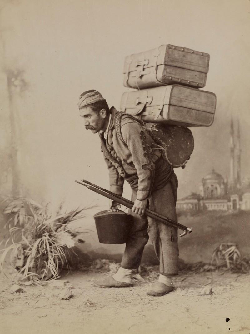 Des milliers de photos de l'époque de l'Empire ottoman librement disponibles 10