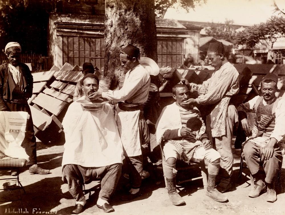 Des milliers de photos de l'époque de l'Empire ottoman disponibles gratuitement 27