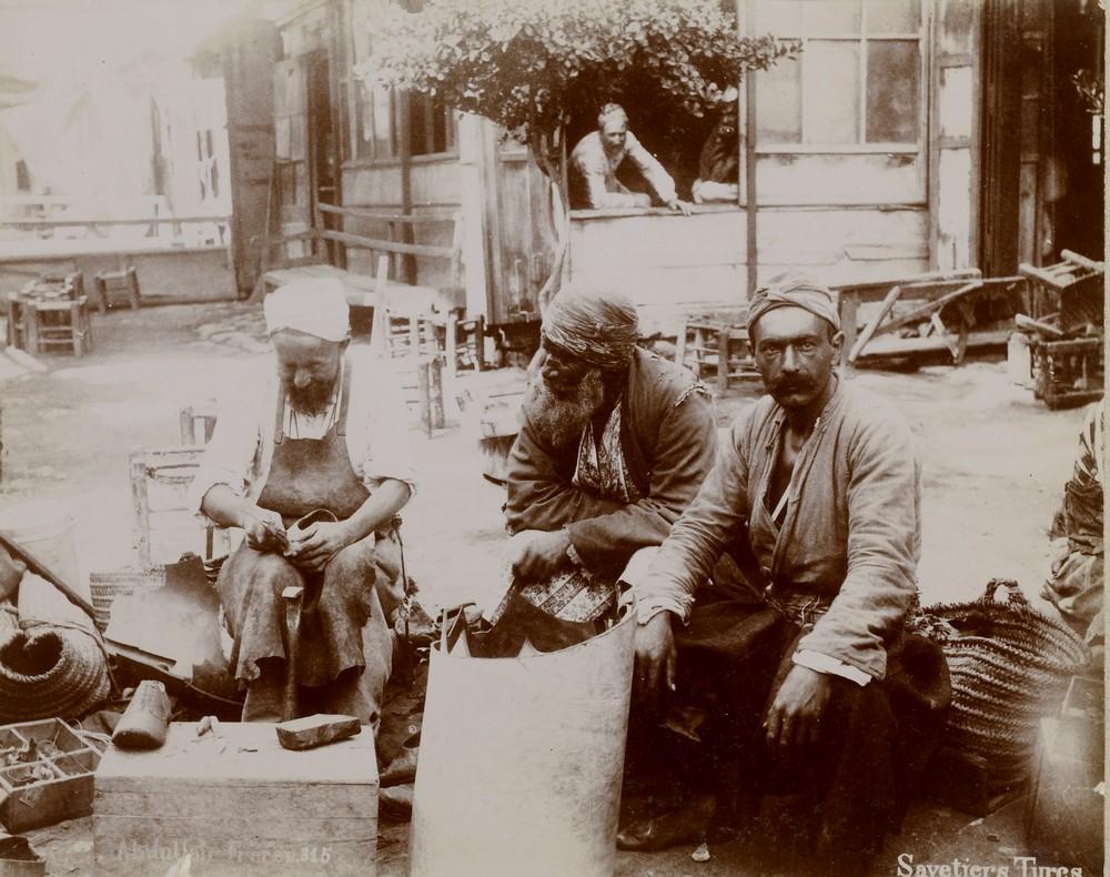 Des milliers de photos de l'époque de l'Empire ottoman librement disponibles 5