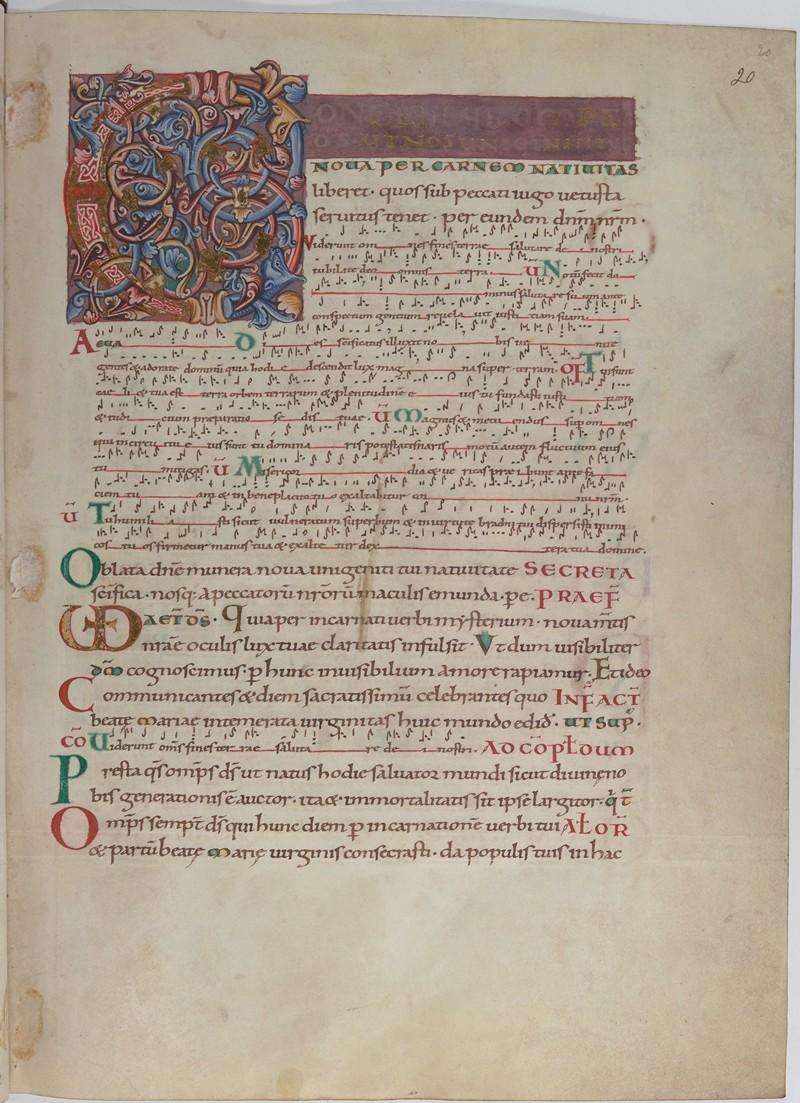 Свет из глубины веков: 800 «иллюминированных» манускриптов Средневековья в свободном доступе 11