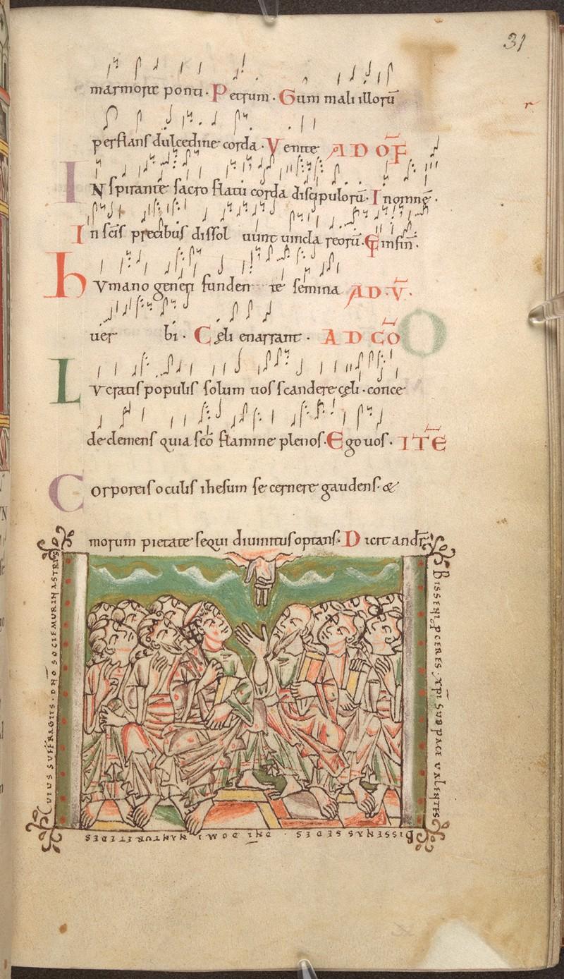 Свет из глубины веков: 800 «иллюминированных» манускриптов Средневековья в свободном доступе 13