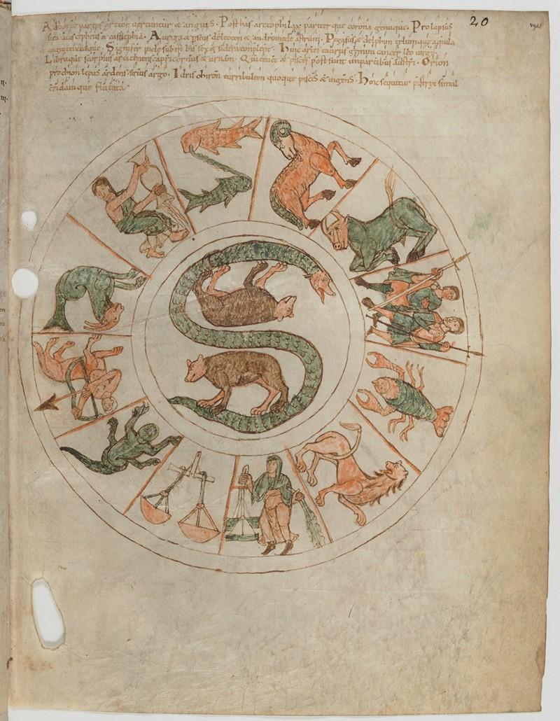 Свет из глубины веков: 800 «иллюминированных» манускриптов Средневековья в свободном доступе 14