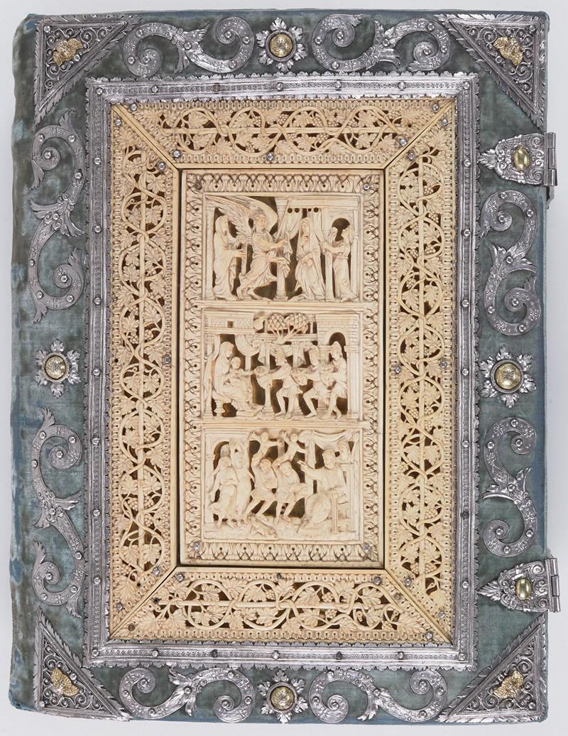 Свет из глубины веков: 800 «иллюминированных» манускриптов Средневековья в свободном доступе 18