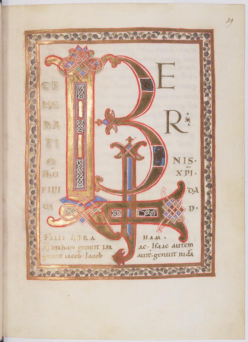 Свет из глубины веков: 800 «иллюминированных» манускриптов Средневековья в свободном доступе 19