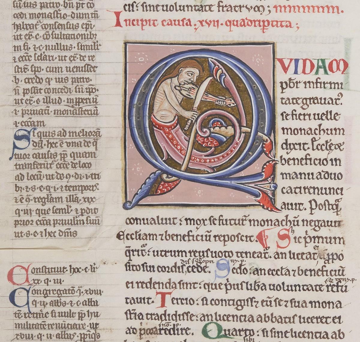Свет из глубины веков: 800 «иллюминированных» манускриптов Средневековья в свободном доступе 2