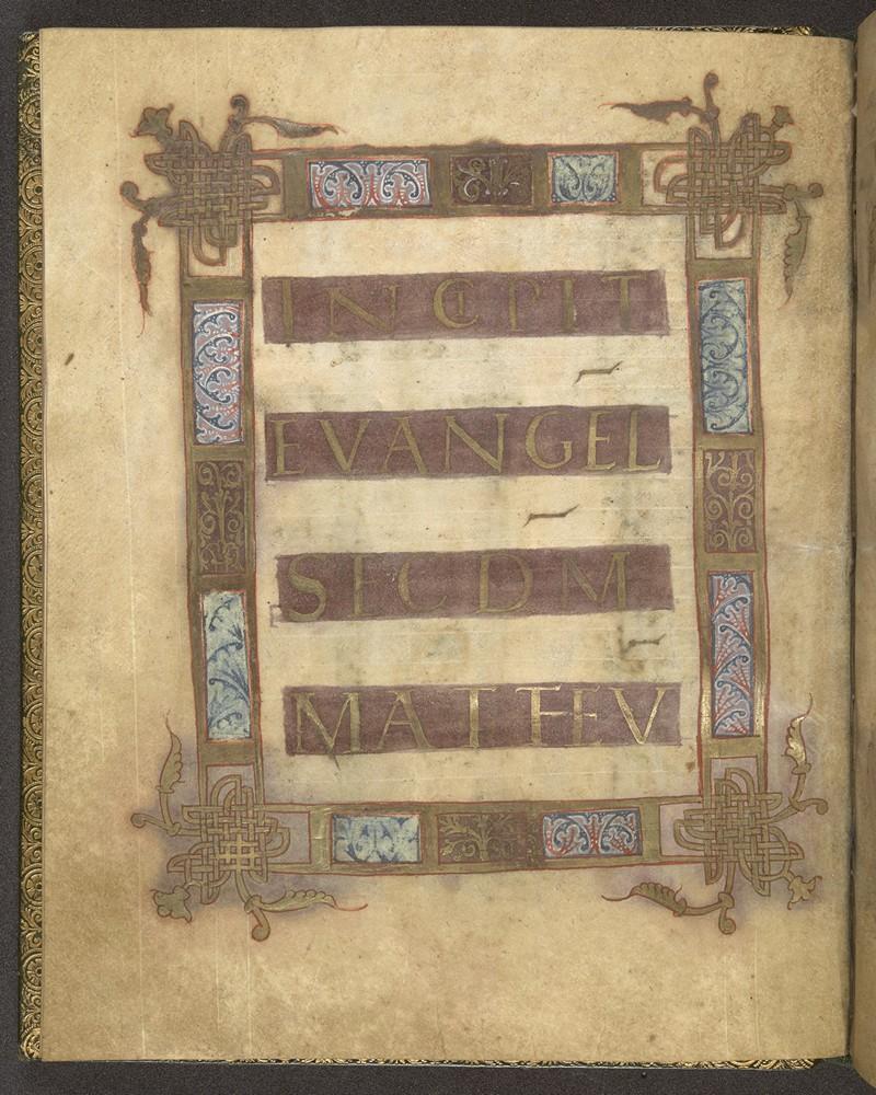 Свет из глубины веков: 800 «иллюминированных» манускриптов Средневековья в свободном доступе 21