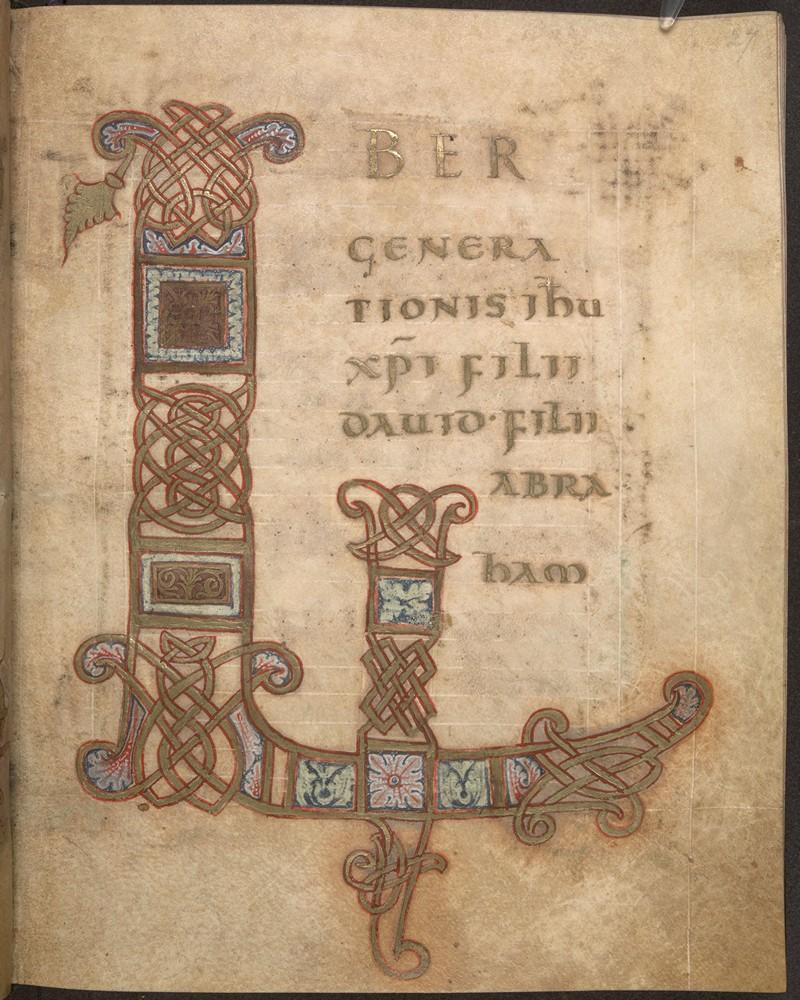 Свет из глубины веков: 800 «иллюминированных» манускриптов Средневековья в свободном доступе 22