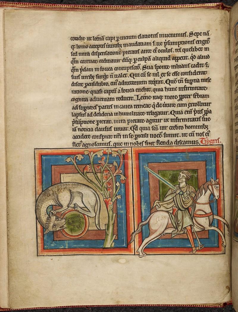 Свет из глубины веков: 800 «иллюминированных» манускриптов Средневековья в свободном доступе 25