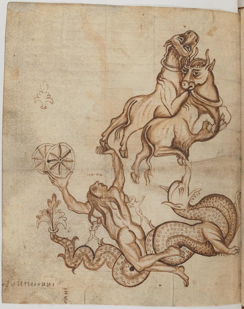 Свет из глубины веков: 800 «иллюминированных» манускриптов Средневековья в свободном доступе 32