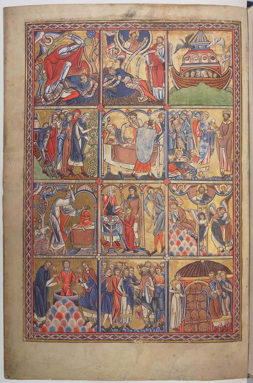 Свет из глубины веков: 800 «иллюминированных» манускриптов Средневековья в свободном доступе 34