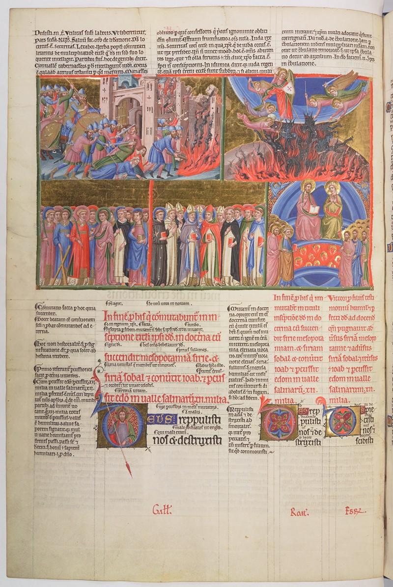 Свет из глубины веков: 800 «иллюминированных» манускриптов Средневековья в свободном доступе 36