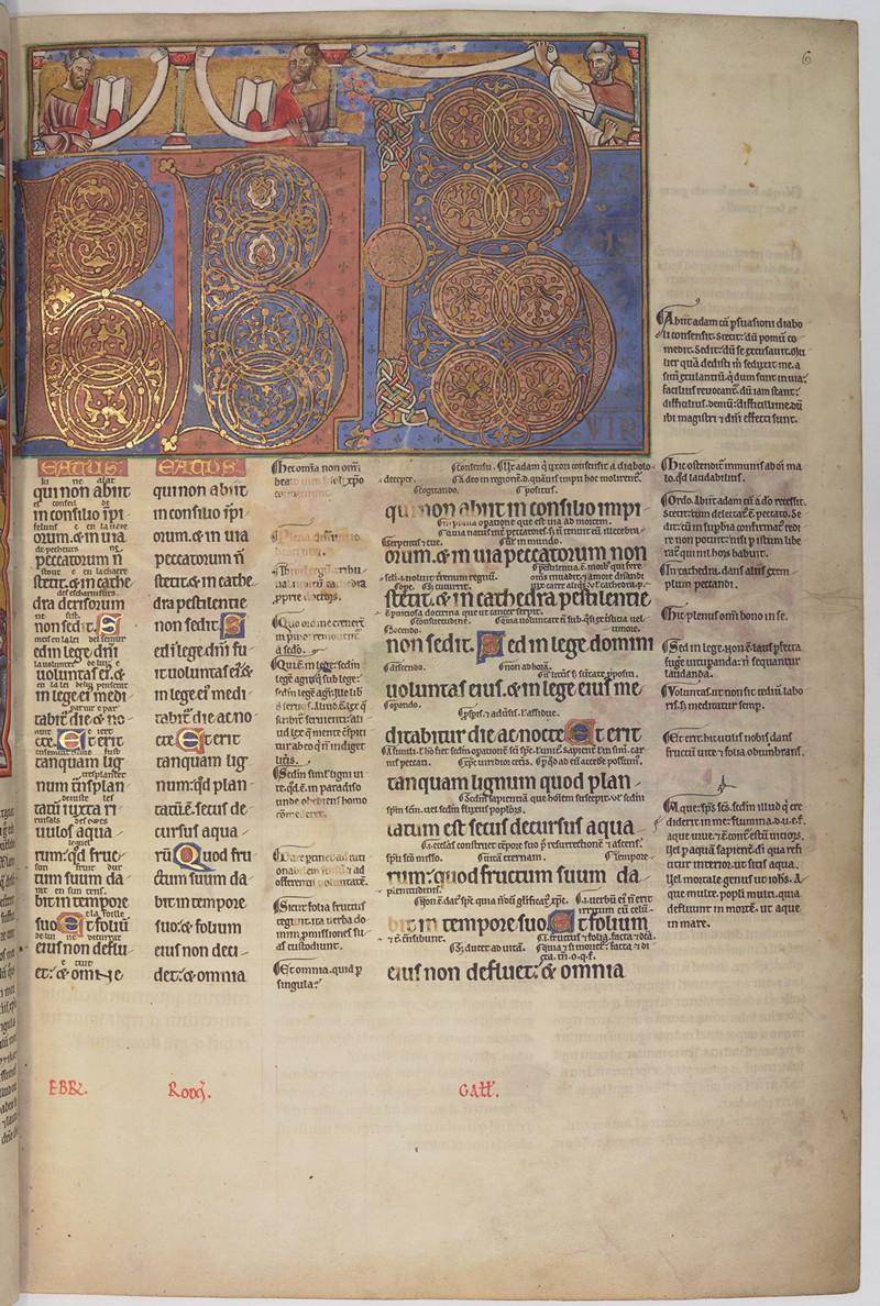 Свет из глубины веков: 800 «иллюминированных» манускриптов Средневековья в свободном доступе 38