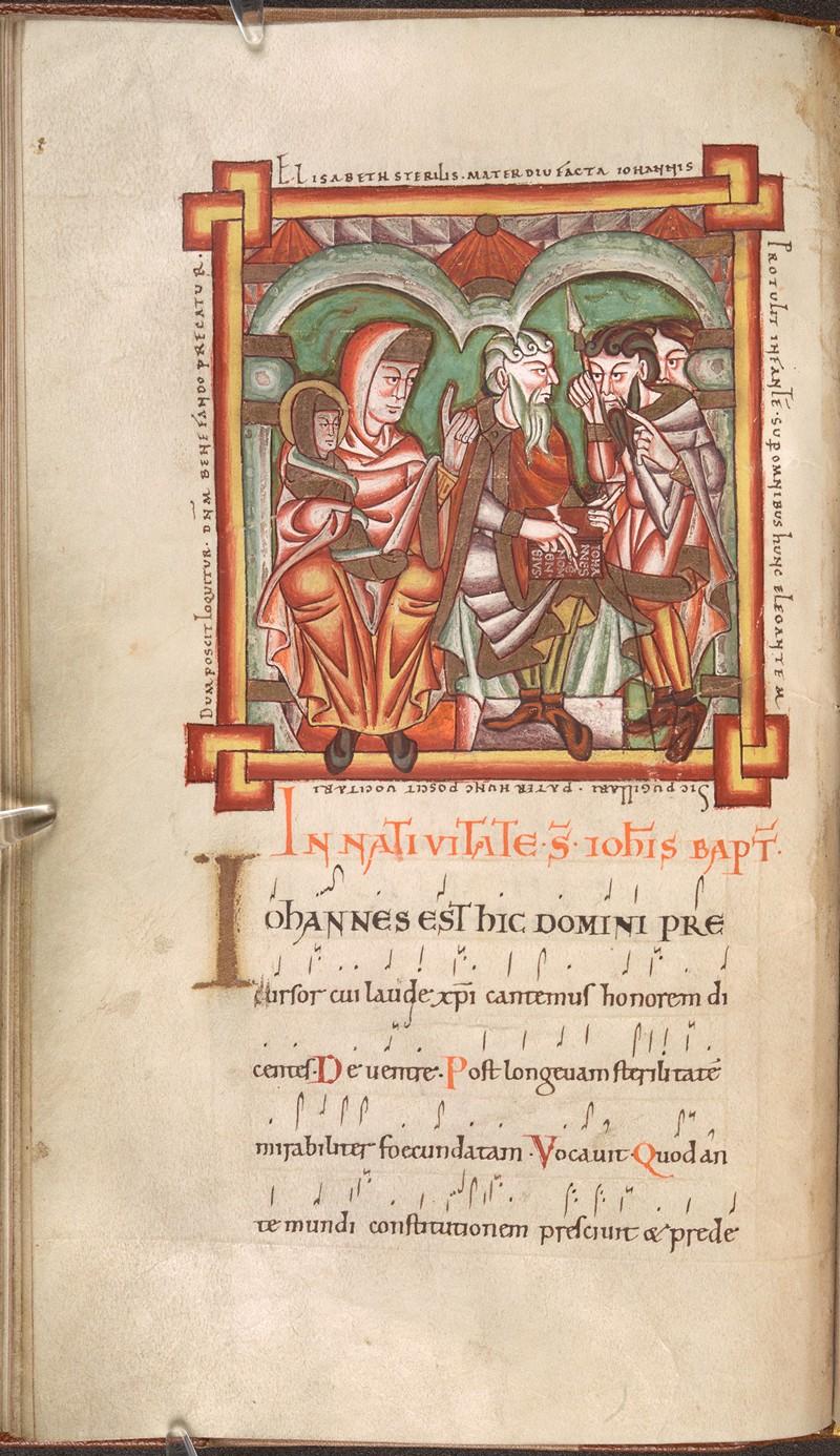 Свет из глубины веков: 800 «иллюминированных» манускриптов Средневековья в свободном доступе 39