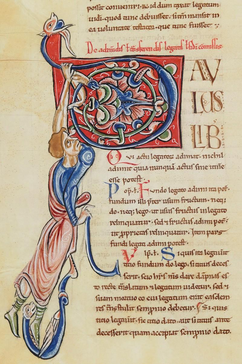 Свет из глубины веков: 800 «иллюминированных» манускриптов Средневековья в свободном доступе 4