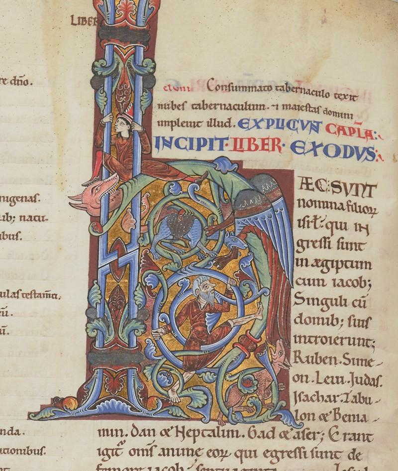 Свет из глубины веков: 800 «иллюминированных» манускриптов Средневековья в свободном доступе 42