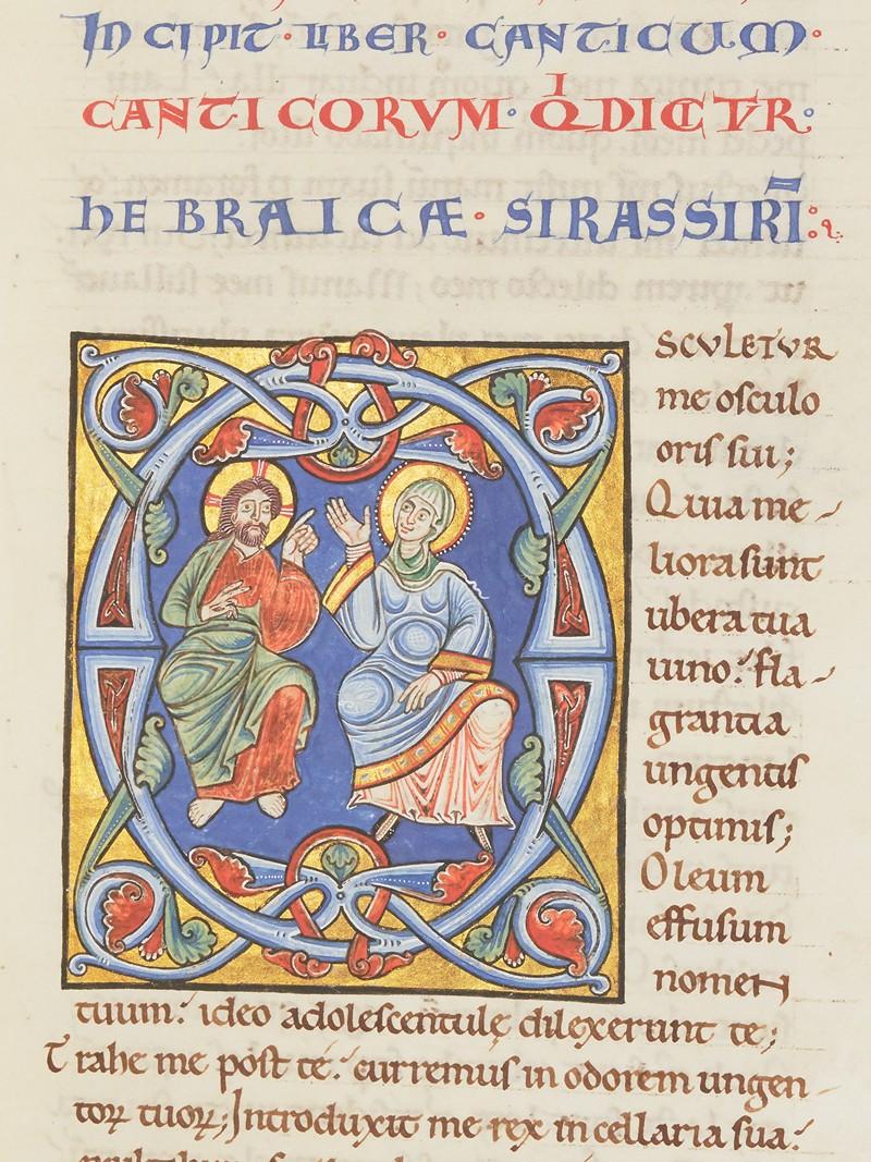 Свет из глубины веков: 800 «иллюминированных» манускриптов Средневековья в свободном доступе 43