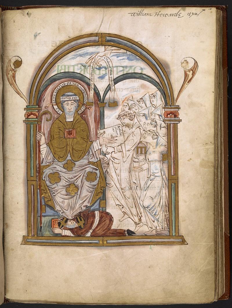 Свет из глубины веков: 800 «иллюминированных» манускриптов Средневековья в свободном доступе 44