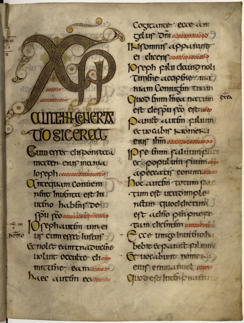 Свет из глубины веков: 800 «иллюминированных» манускриптов Средневековья в свободном доступе 48