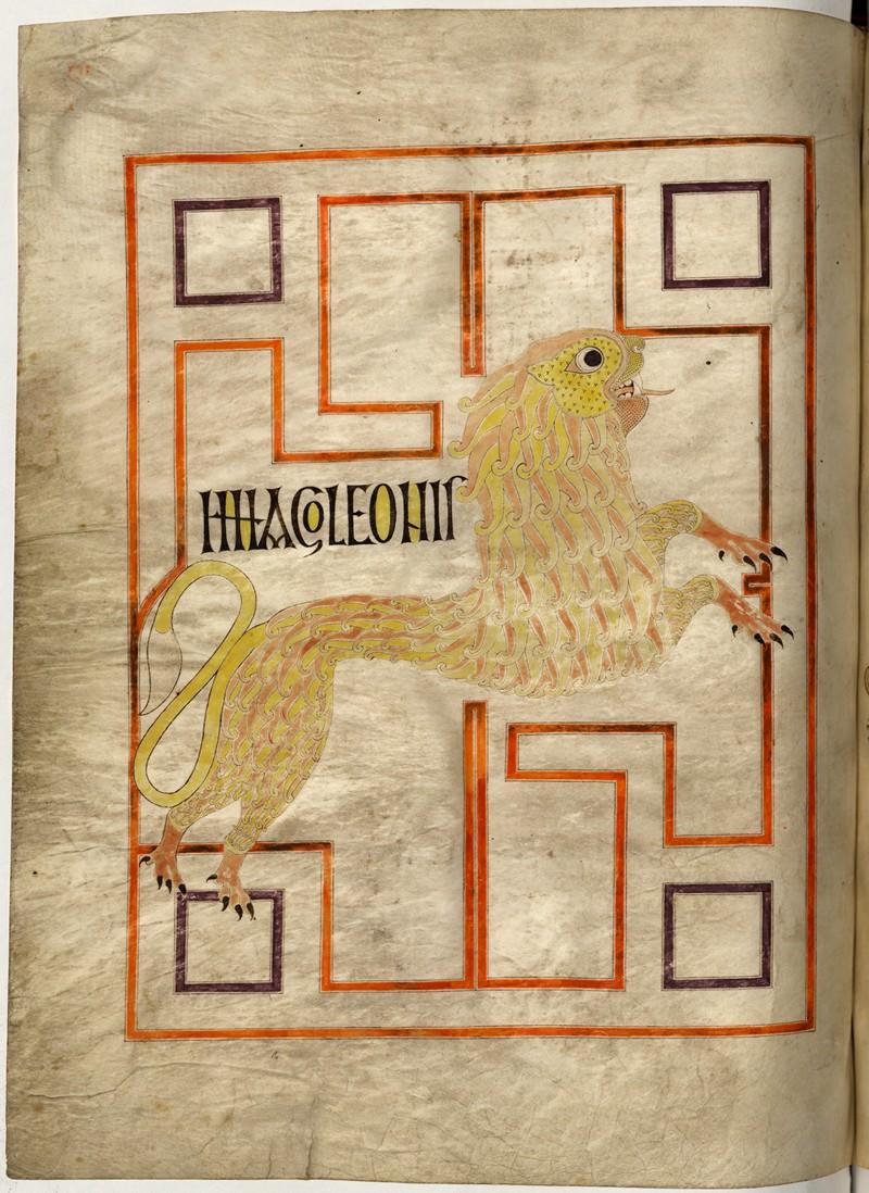 Свет из глубины веков: 800 «иллюминированных» манускриптов Средневековья в свободном доступе 49