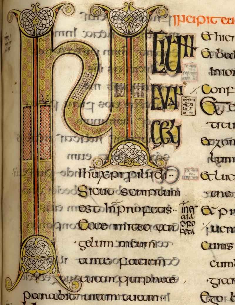 Свет из глубины веков: 800 «иллюминированных» манускриптов Средневековья в свободном доступе 50