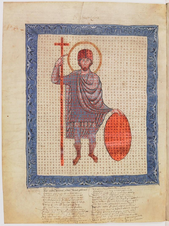 Свет из глубины веков: 800 «иллюминированных» манускриптов Средневековья в свободном доступе 51
