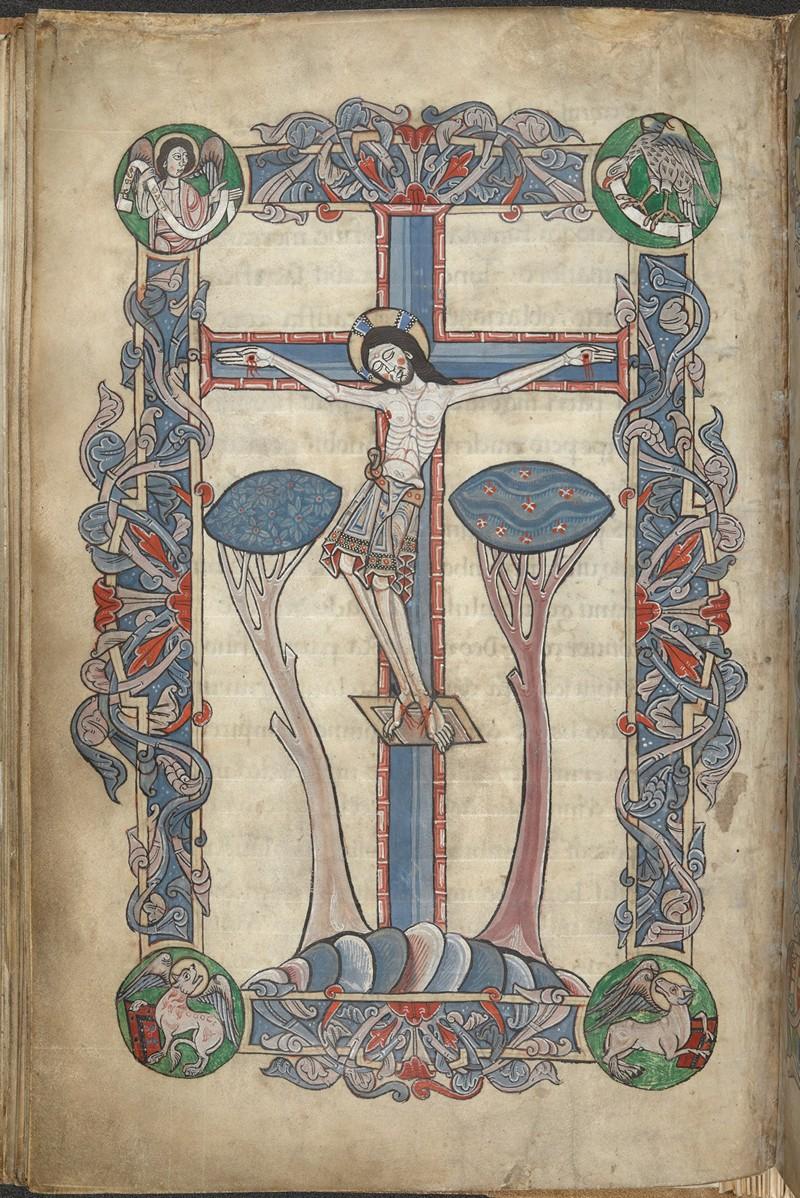 Свет из глубины веков: 800 «иллюминированных» манускриптов Средневековья в свободном доступе 52