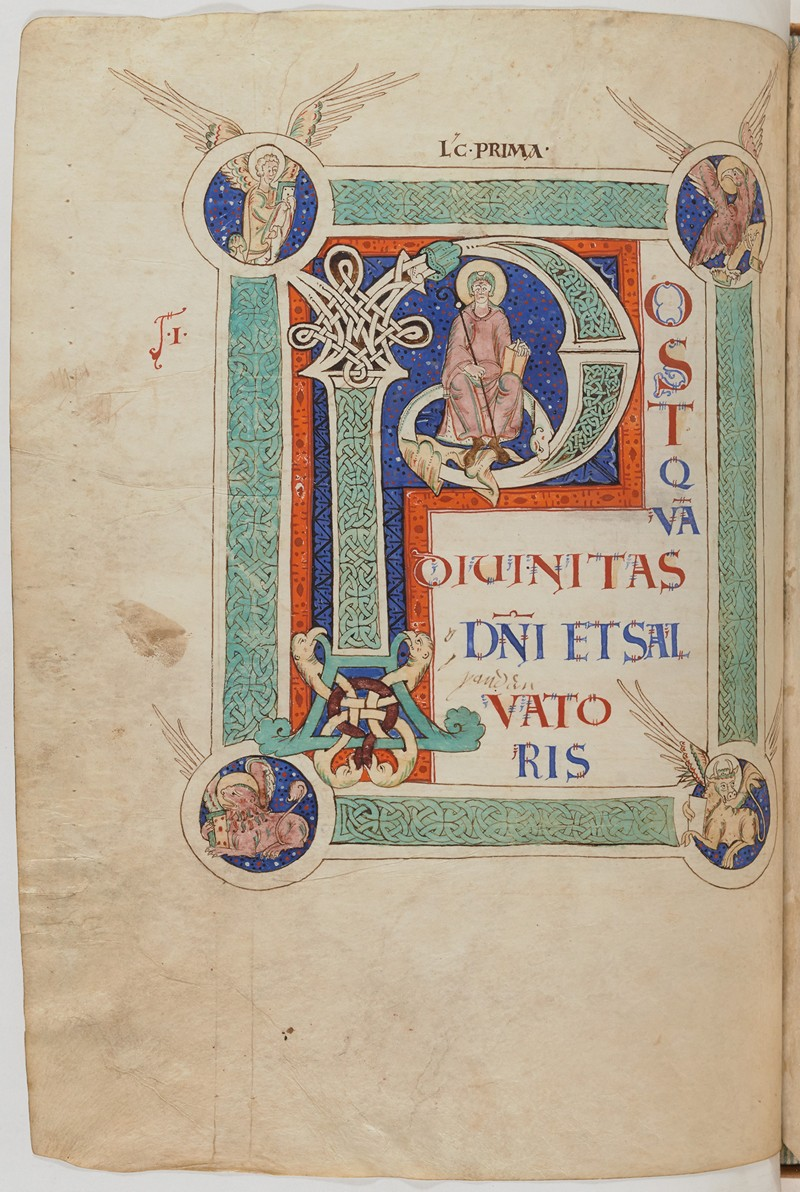 Свет из глубины веков: 800 «иллюминированных» манускриптов Средневековья в свободном доступе 53