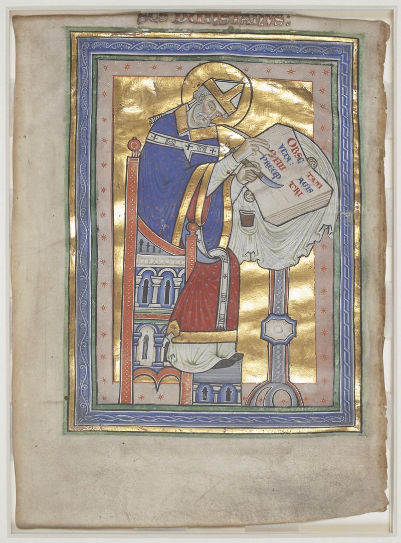 Свет из глубины веков: 800 «иллюминированных» манускриптов Средневековья в свободном доступе 54