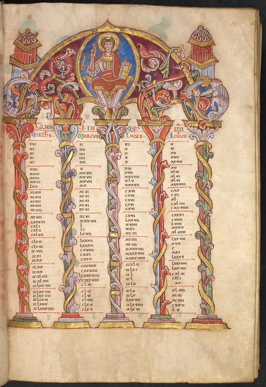 Свет из глубины веков: 800 «иллюминированных» манускриптов Средневековья в свободном доступе 57
