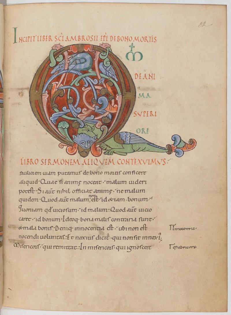 Свет из глубины веков: 800 «иллюминированных» манускриптов Средневековья в свободном доступе 7