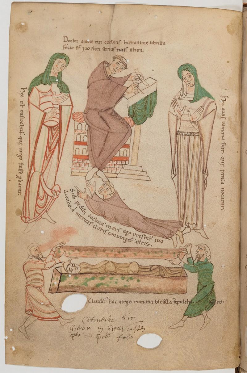 Свет из глубины веков: 800 «иллюминированных» манускриптов Средневековья в свободном доступе 8