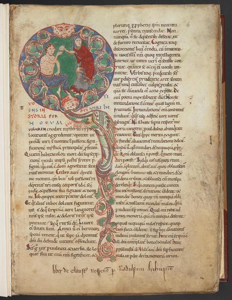 Свет из глубины веков: 800 «иллюминированных» манускриптов Средневековья в свободном доступе 9