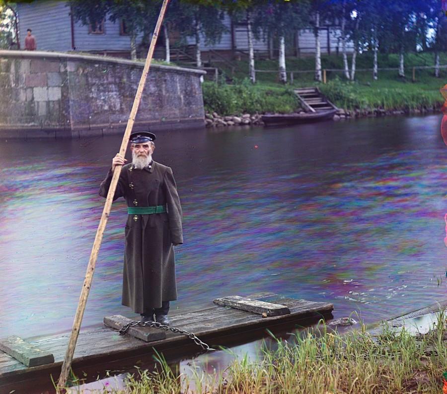 Сергей Михайлович Прокудин-Горский (1863-1944), фотограф Российской империи