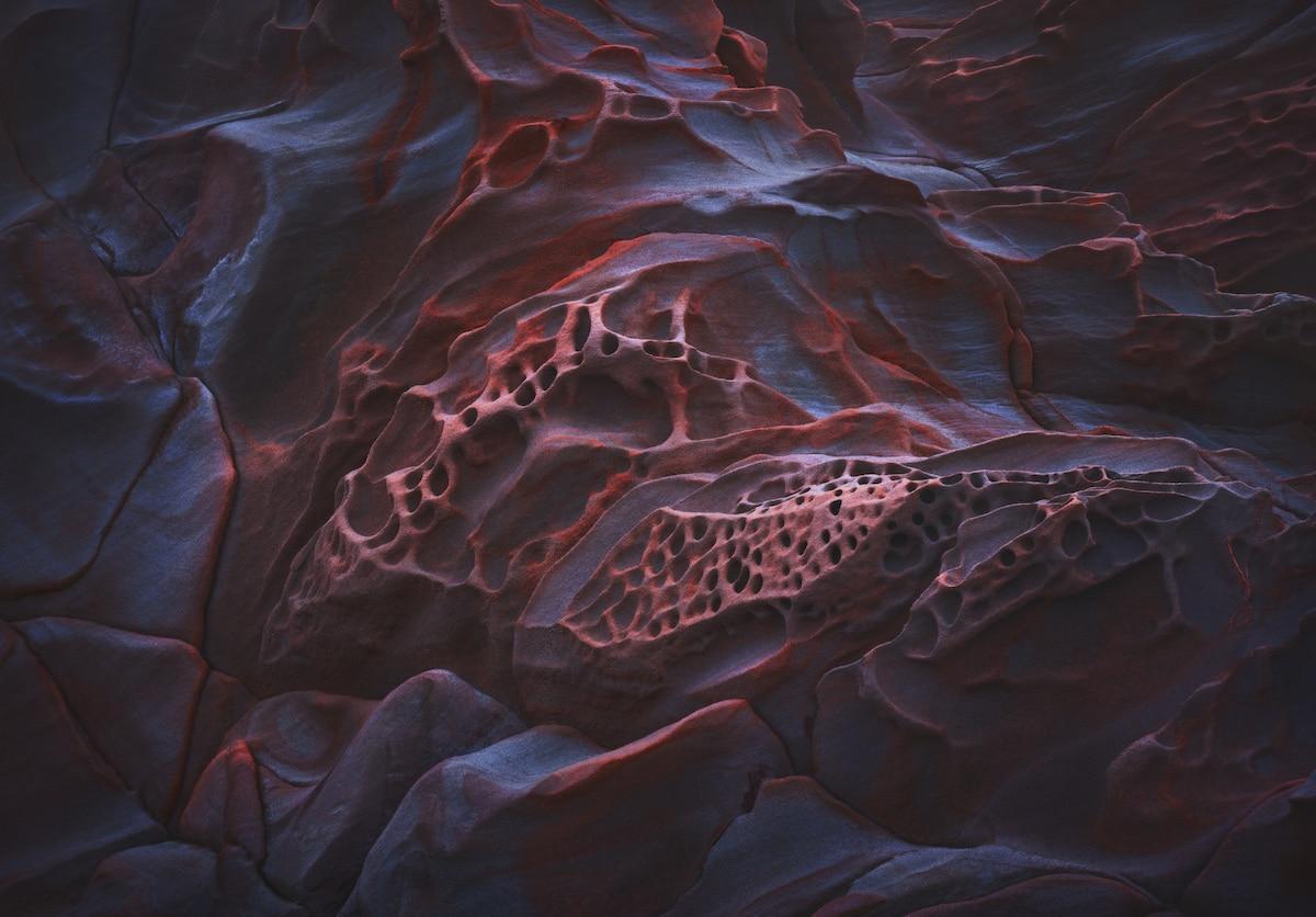 Созерцательные и абстрактные: работы победителей конкурса «Пейзажный фотограф года – 2018» 28