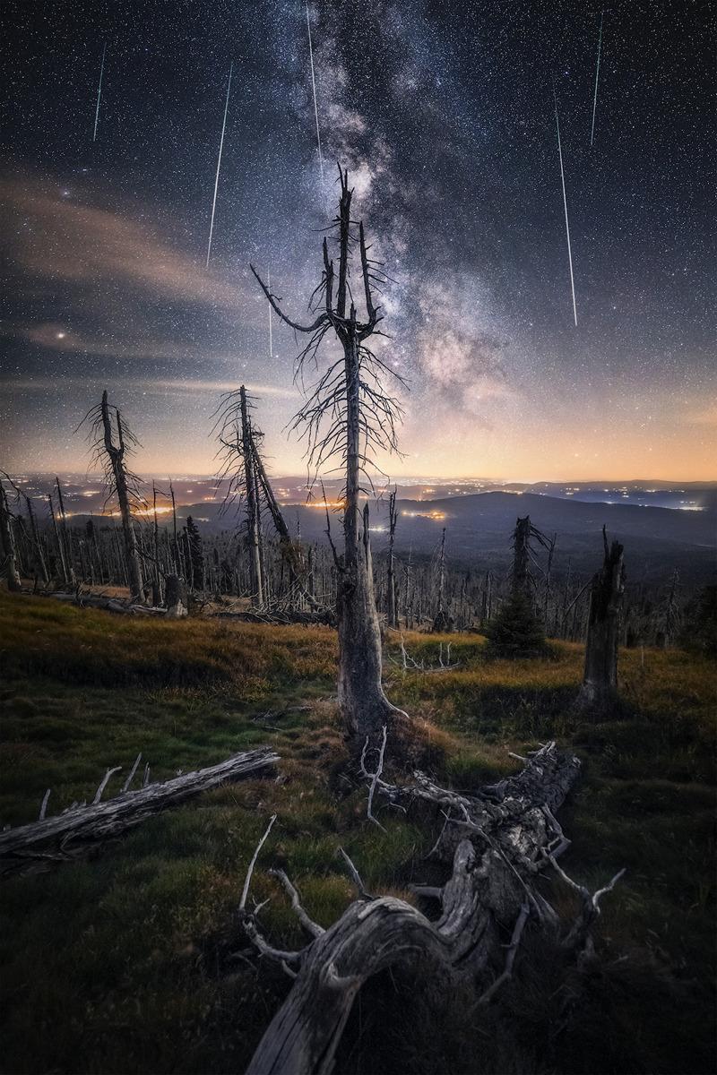 Созерцательные и абстрактные: работы победителей конкурса «Пейзажный фотограф года – 2018» 29а