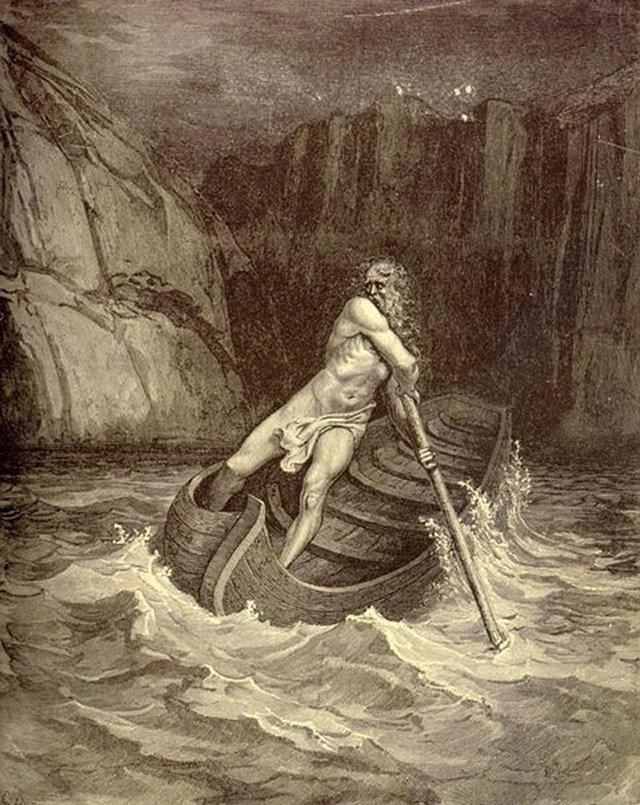 «Божественная комедия» Данте в мистических гравюрах Гюстава Доре 1