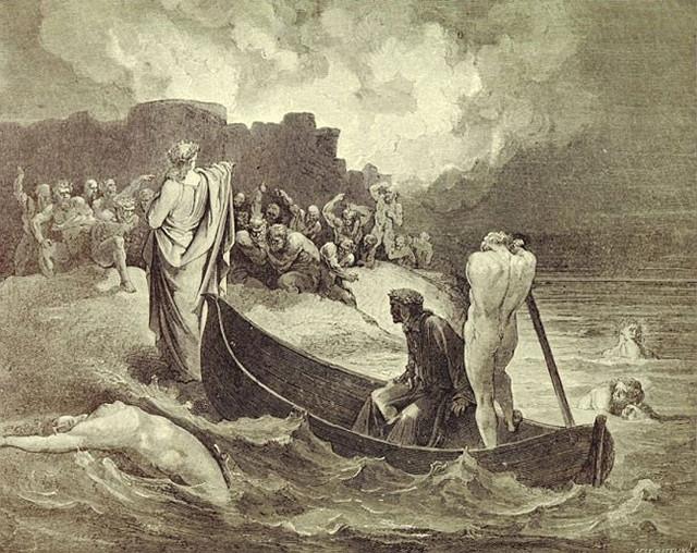 «Божественная комедия» Данте в мистических гравюрах Гюстава Доре 11