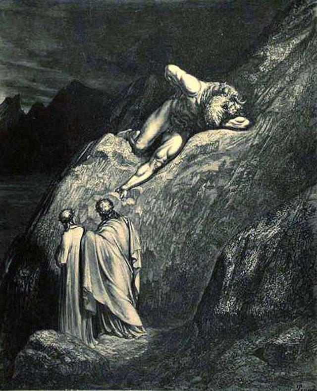 «Божественная комедия» Данте в мистических гравюрах Гюстава Доре 16
